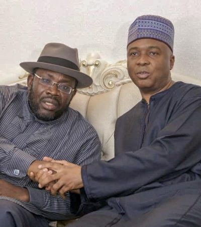 Dickson Emerges PDP Governors Forum Chairman