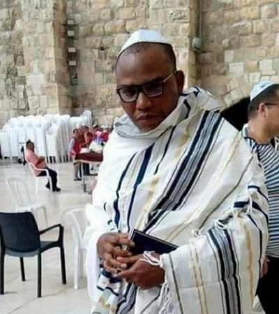 Army's Python Should Dance In Israel Where Kanu Is, Not Igboland – Ohanaeze