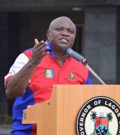EFCC Secures Freezing Order on Accounts Linked to Ex-Gov. Ambode over Alleged N9.9bn Fraud