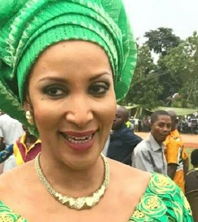 Breaking News: Bianca Ojukwu, Others Flee As Gunmen Disrupt APGA Primary In Anambra