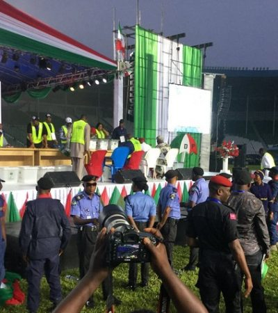 PDP: Our Presidential Primary, A Lesson To INEC, APC