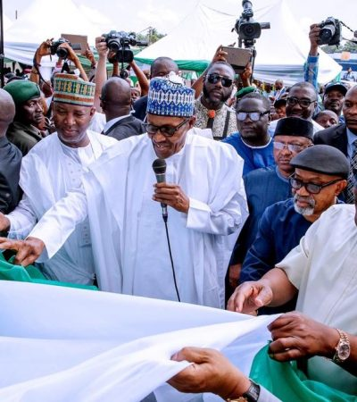 Biggest Investment Europe & America Can Make In Africa Is The Recharge Of Lake Chad –Buhari