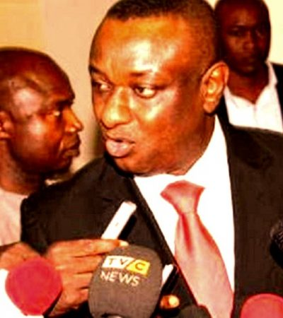 Keyamo in Federal High Court for asset declaration oath