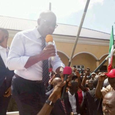 Obaseki to Oshiomhole: Mosquito can bite