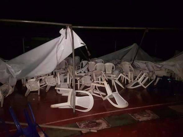 Rainstorm Disrupts PDP Governorship Primaries In Benue