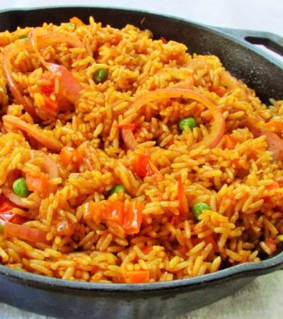 We Love Jollof Rice But Hate Ourselves… – By Prince Charles Dickson PhD