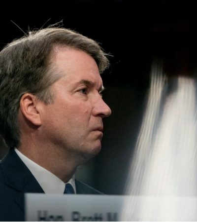 Freshly minted Justice Kavanaugh gets to work at Supreme Court