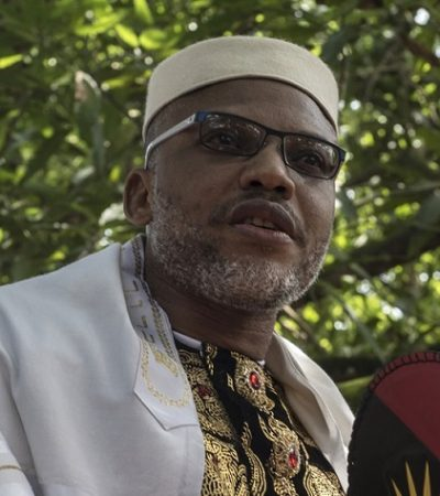 "Nnamdi Kanu Broadcast: ""Buhari Died Because He Dare Try To Touch Me"""