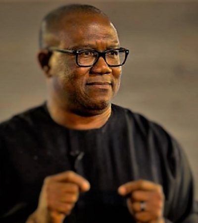 Peter Obi Agbaje Locked Out Of Trade Fair