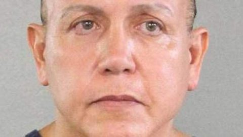 Man suspected in parcel bombs case arrested in Florida