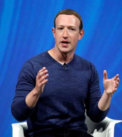 Facebook investors call on Mark Zuckerberg to resign as chairman following damaging report