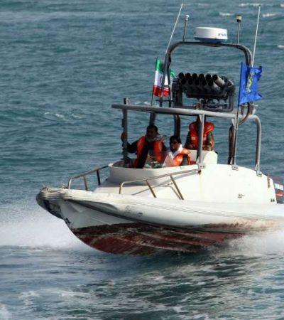 Iran seizes Saudi fishing boat, arrests crew