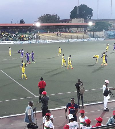 CAF/NFF Champions Cup: Team Inspects Facilities In Benue
