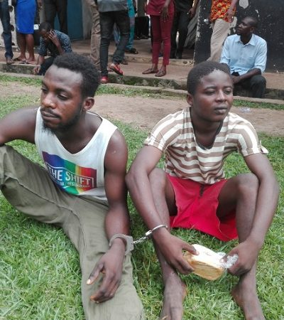 I Killed, Slept With My Mother's Corpse For Money, Teenager Confesses In Edo