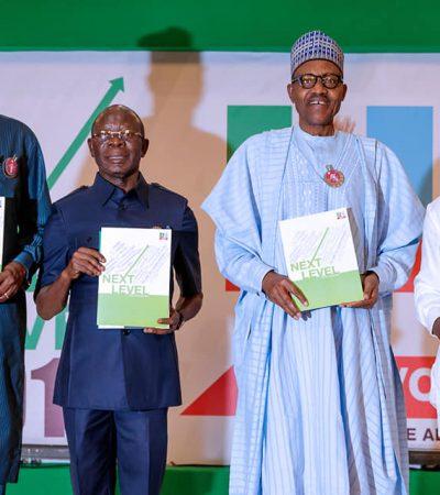 Next Level Scandal: PDP Mocks Buhari Over Plagiarism