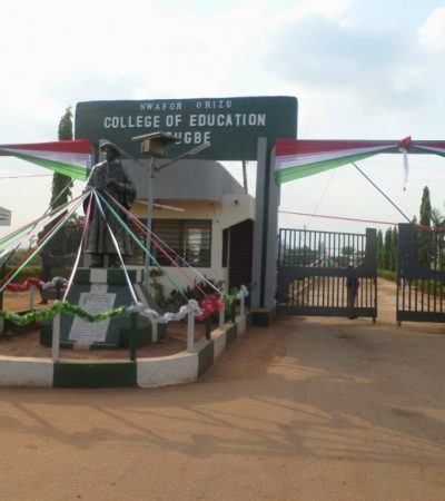 College Of Education Suicide: Students Fault Police, Media Reports