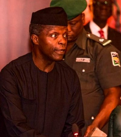 [Letter] Vice President – Prof. Yemi Osinbajo Is Not Welcome On O.A.U Campus