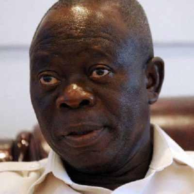 Oshiomhole's chairmanship disasterous for APC – former aide