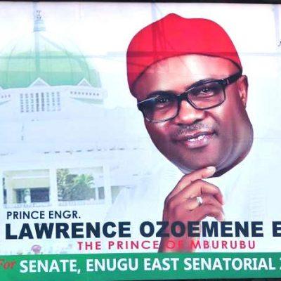 [Interview] 2019: Sen. Nnamani Has Lost Political Value – Prince Eze