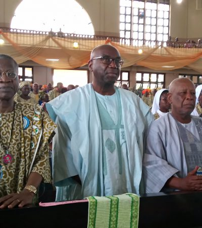 Minister Harps On Religious Tolerance As Church Marks Centenary