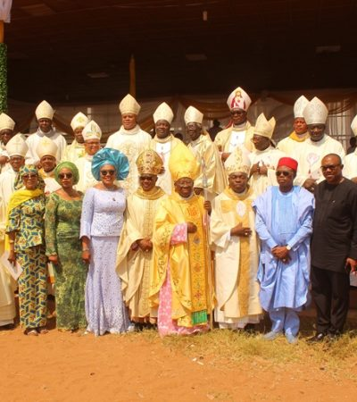 Images From The 60th Anniversary Of Priestly Ordination Of His Eminence, Francis Cardinal Arinze