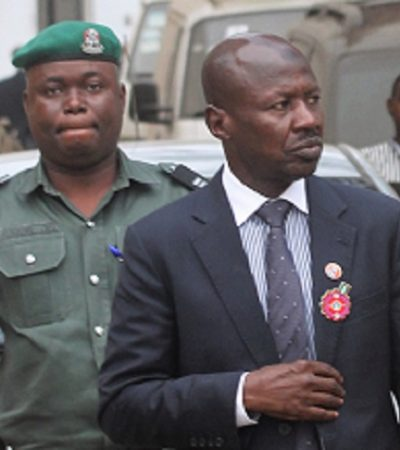 PSC Chair Musiliu Smith Threatens To Resign If Interference Prevents EFCC's Magu From Proceeding To NIPSS