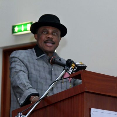 Obiano swears in three new appointees