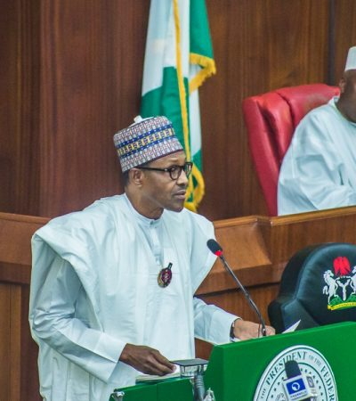 Buhari's Budget Speech 2019