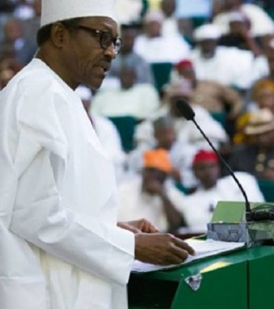 DSS, Police Takeover N/Assembly As Buhari Presents Budget Today