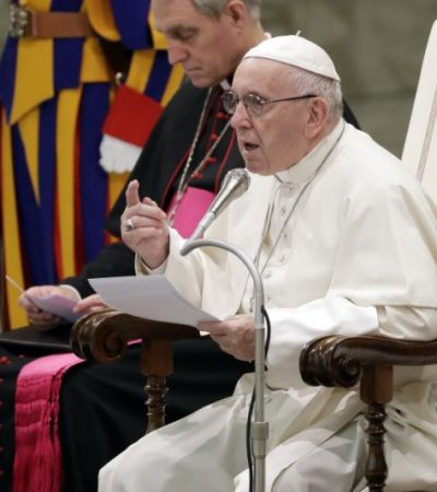 Pope to visit UAE in first-ever trip to Arabian Peninsula