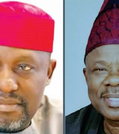 APC To Query Amosun, Okorocha For Anti-Party Activities
