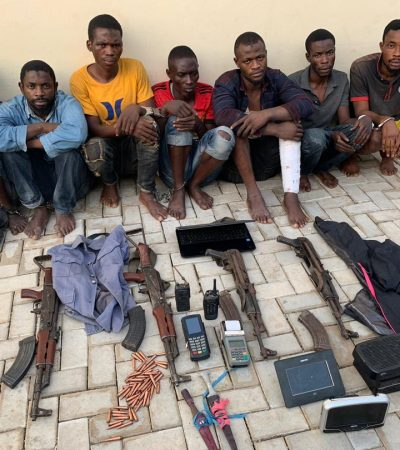 Police Arrests Most Wanted Boko Haram Member