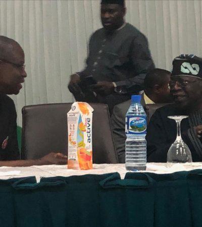 Revealed: Real Reason Behind Ayogu Eze's Visit To Tinubu