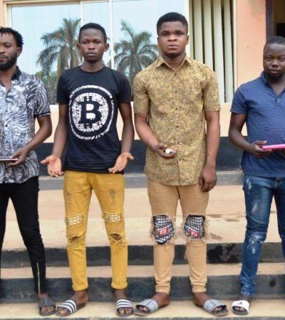 Seven More Internet Fraudsters In EFCC Net