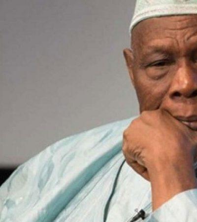 2019 Polls: Obasanjo Meets Security Chiefs