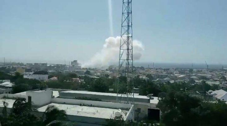Car bomb kills 11 at Somalia shopping mall