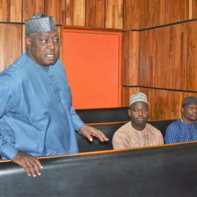Grass Cutting Scandal: EFCC Presents First Witness Against Babachir Lawal, Others
