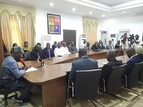 Abinsi Crisis: Ortom Inaugurates Commission To Find Lasting Peace