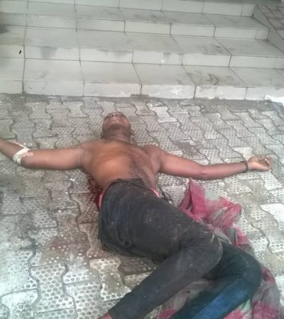 Armed Political Thuggery In Abonnema, Rivers State
