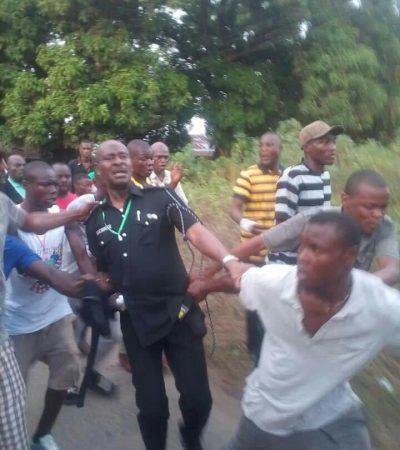 APC Thugs Kidnap, Strip DCP Fars In Bayelsa