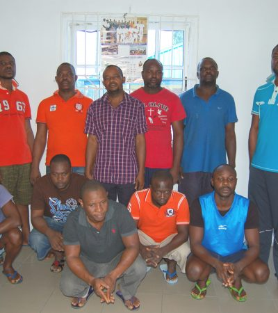 11 Oil Thieves Bag 3 Years Jail Term