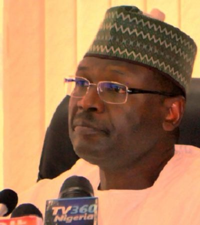 INEC says it has so far withdrawn 64 Certificates of Return