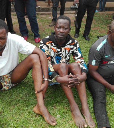 Court Remands Ex-Oshiomhole's Side, 2 Others, For Molesting Woman