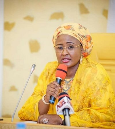 Buhari's Wife Seeks Appointment For APC Card-Carrying Members