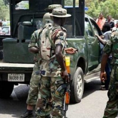 Army deploys troops to compliment police in Southwest