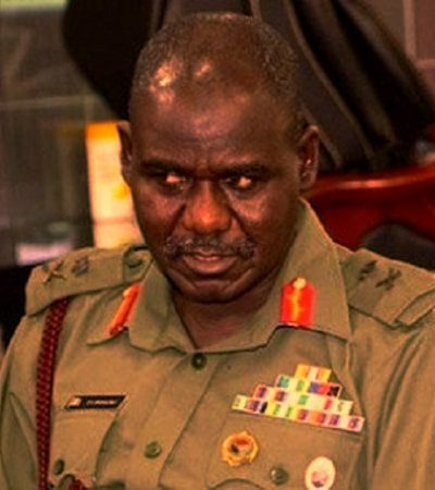 Buratai, Military After My Life – Timi Frank