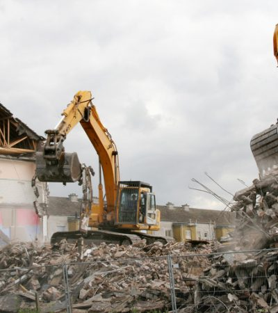 Building's Demolition: A Major Challenge To Nigerian Government – By Oyebanji Faith John