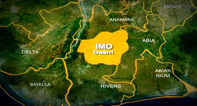 Mob sets police station ablaze over alleged killing of youth in Imo community