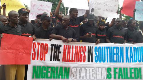 CSO Says Genocide Taking Place In Southern Kaduna
