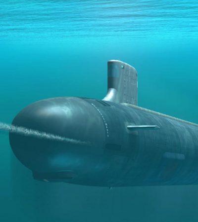 Pakistan's navy 'wards off Indian submarine'
